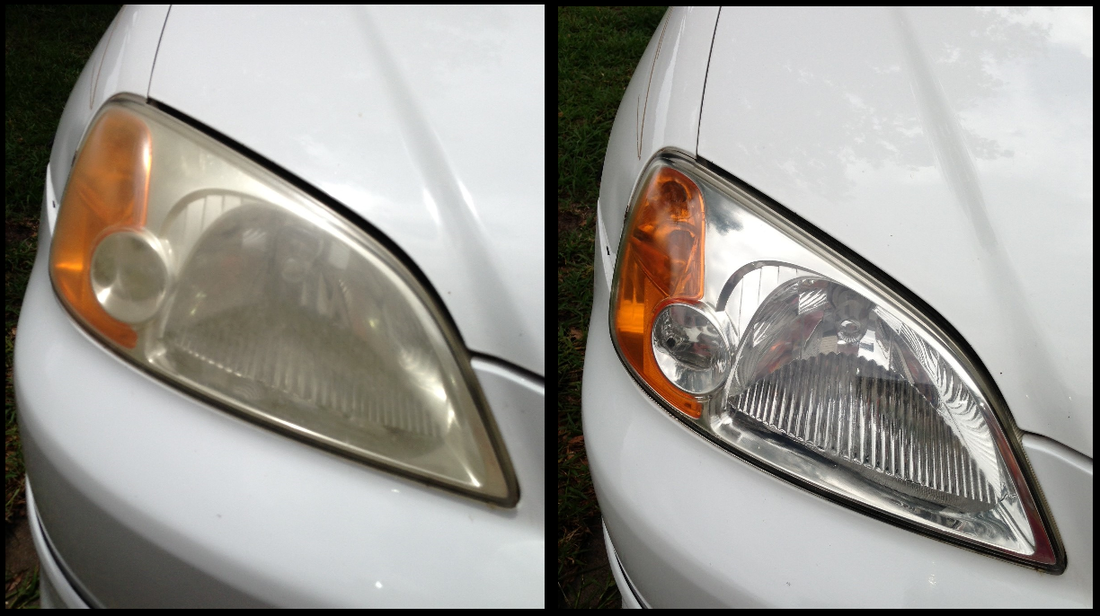 San Diego Headlight Restoration Services